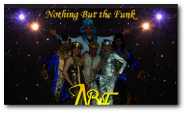 Funk en Soulband Nothing But the Funk